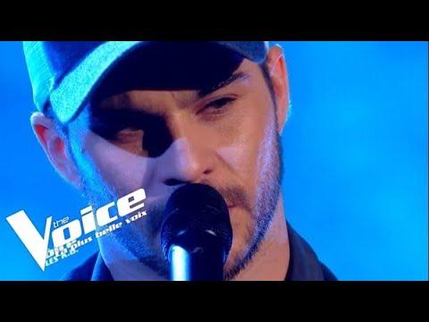 Louane – Si t'étais là | Antony Trice | The Voice France 2020 | KO