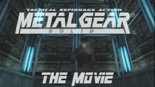 metal gear solid the movie hd full story