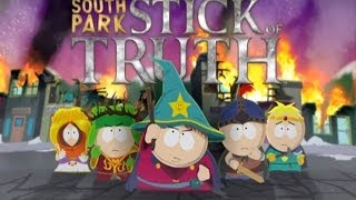 South Park The Stick of Truth #3 (Неожиданая Битва с Эльфами)