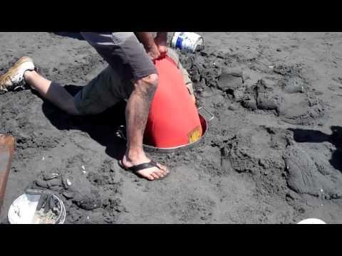 Puget Sound Geoduck tripping June 4, 2011