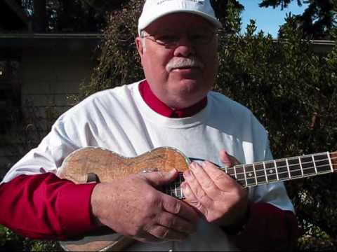 MY OLD KENTUCKY HOME for the UKULELE - UKULELE LESSON / TUTORIAL by ...