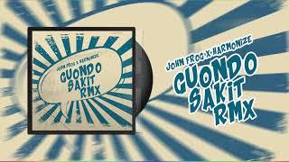 John Frog X Harmonize - Guondo sakit Remix (Official Audio)
