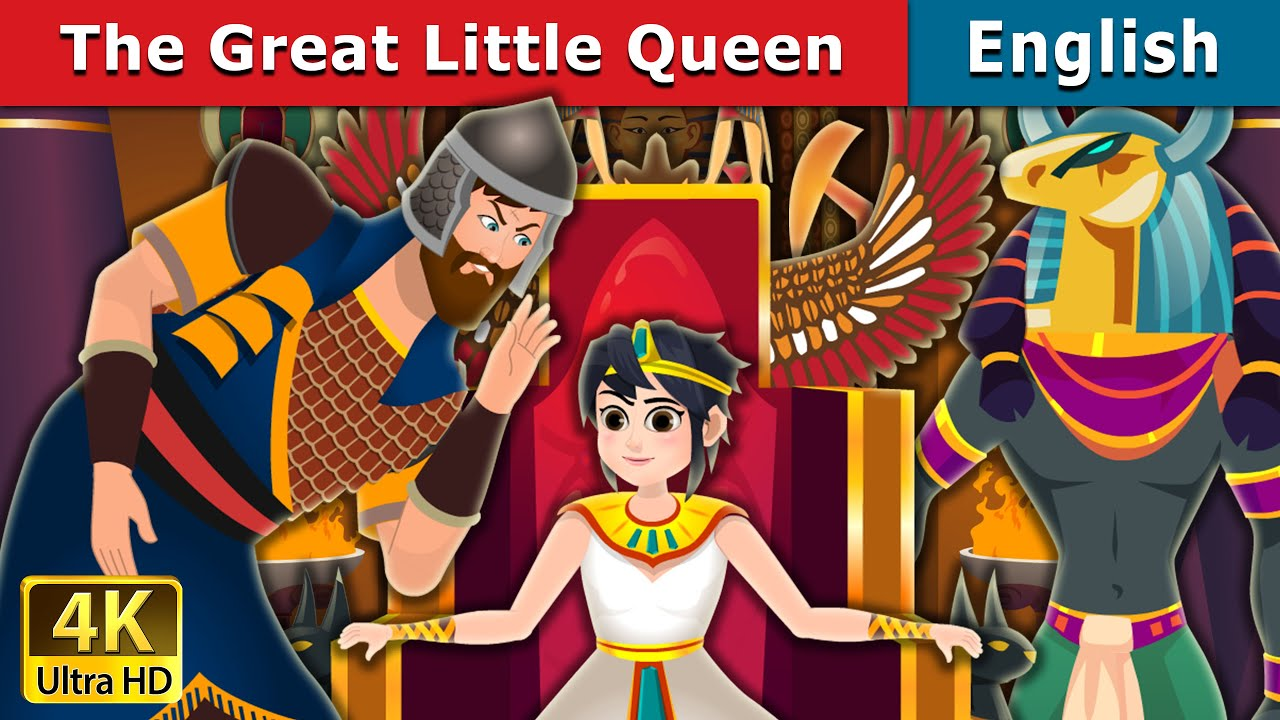 Download The Great Little Queen | Stories for Teenagers | English Fairy Tales