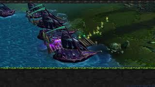 """Фильм """"WarCraft 3: Frozen Throne"""", Часть 1: Ужас из Глубин (история Иллидана"""