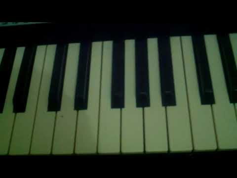 Belajar Not Angka dengan keyboard 14