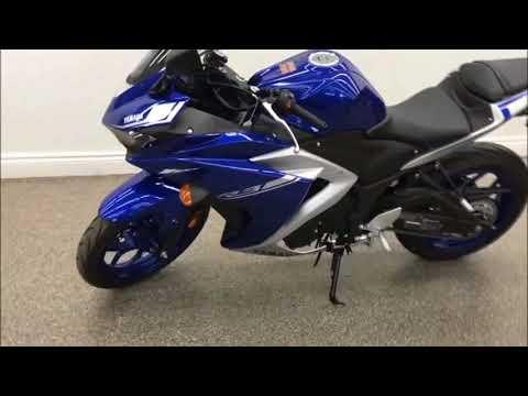 Nova Yamaha R3 2018 Fotos + Top Speed !!