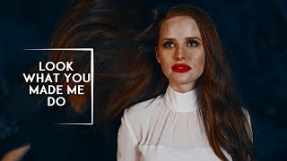 ►Cheryl Blossom | Look What You Made Me Do