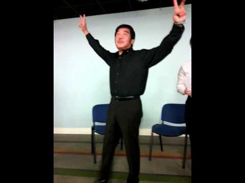 Hwang Jung Lee in London September 13th 2014