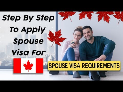 3 Ways To Apply Spouse Visa For Canada || Canada Spouse Visa Requirements
