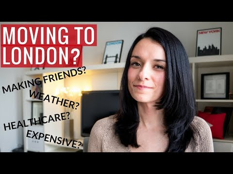 Things You Don't Expect When Moving to London | Living in London Series