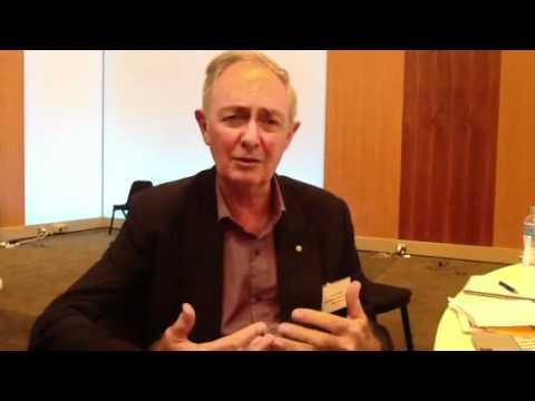 Ian lowe, President - Australia Conservation Foundation