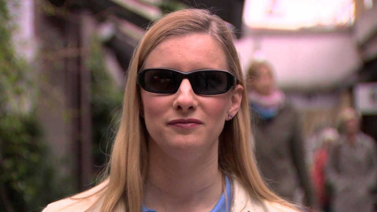 Partnervermittlung für blinde menschen