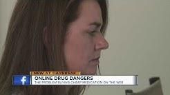 Online drug dangers: the problem buying cheap medication on the web
