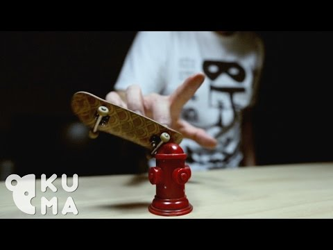 Fingerboarding in Taiwan