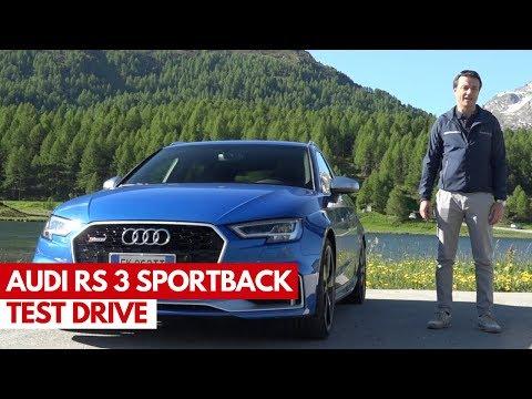 Audi RS3 Sportback | TEST DRIVE della sportiva compatta degli ANELLI