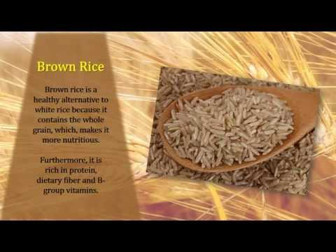 Best Whole Grains For Body Health