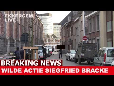 Breaking: Siegfried Bracke probeert mobiliteitsplan nog tegen te houden