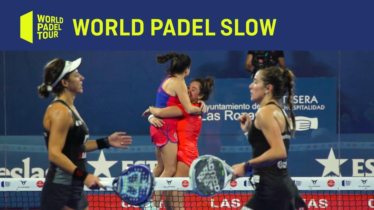 World Padel Slow versión Cupra Las Rozas Open 2020