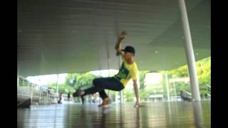 Bboy Sandakan Part I