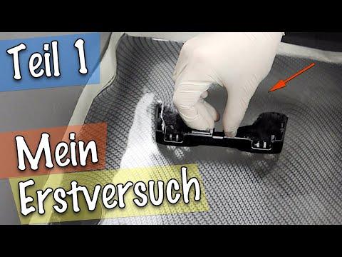 (1/2) Wassertransferdruck selber machen 💪 Carbon-Look