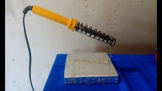 09|كيفية جعل لحام الحديد الوقوف في المنزل | أ. نبيل | Shawon حسن