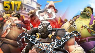 The Roadhog Experience!! | Overwatch Daily Moments Ep.517 (Funny and Random Moments)