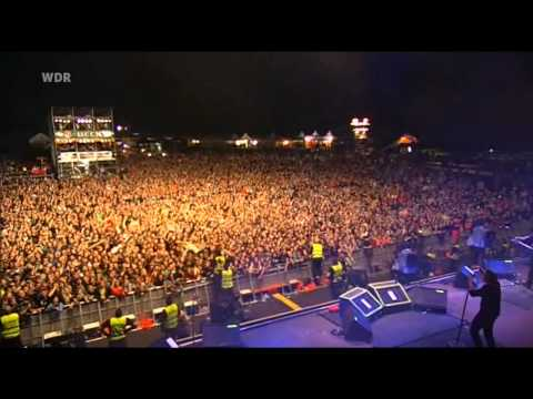 Billy Talent - live - Area 4 Festival, Ludinghausen [2010] HD