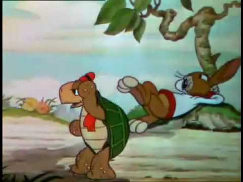The Tortoise and the Hare (Disney 1934)