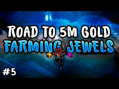 Arcane Legends - Road To 5.000 000 (Episode #5 Farming Finesse And Mind Jewels)