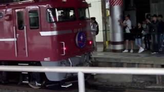 カシオペア紀行 青森行き(ツアー)の入線を上野駅で撮影してみた.