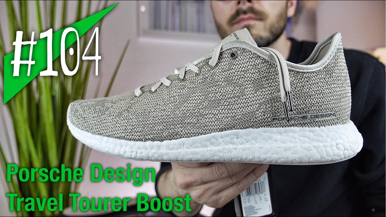 Adidas Porsche Design Ultra Boost Black Unboxing Review and on Foot