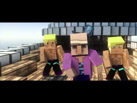 ♫  Get Squiddy wit me    A Minecraft Parody song of  Talk Dirty  By Jason Deru