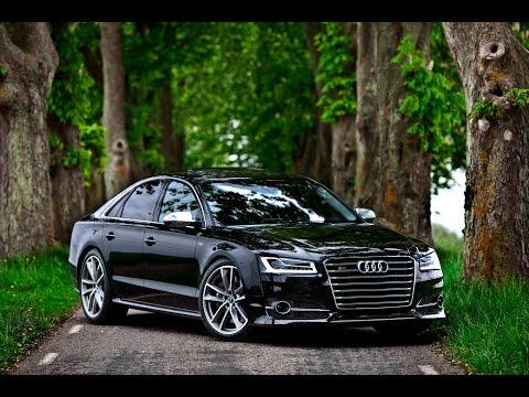 2017 Audi S8 Plus - Launch, walkaround, soundcheck etc