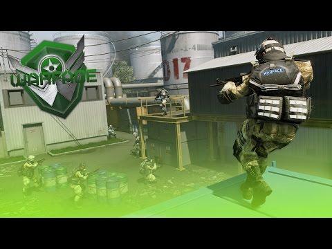 [ Stream felvétel ] Warface -  Crysis[HUN] vs I.S.A.F  [ CW ,  3v3 , D17  ] 720p