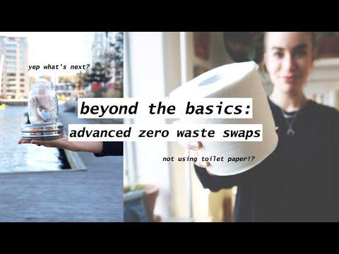 10 ADVANCED ZERO WASTE TIPS // Important & Non-basic Swaps