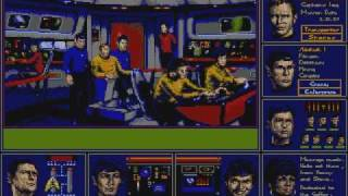 Star Trek, Atari ST - Part 1 - Ain