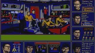 Star Trek, Atari ST - Part 1 - Ain