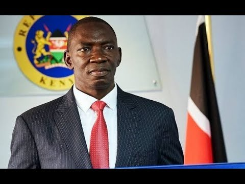 Government Spokesman Cyrus Oguna outlines President Uhuru's plans for the country