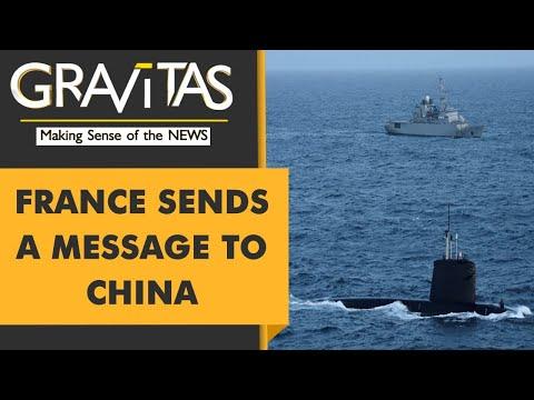 Gravitas: French nuclear submarine patrols South China Sea