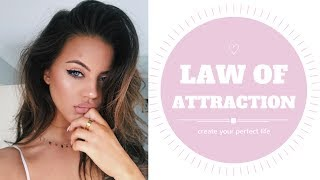 LAW OF ATTRACTION - HOW TO HAVE EVERYTHING YOU'VE EVER WANTED