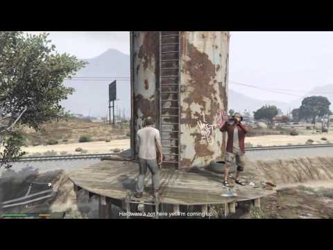 GTA V Trevor Sniper Mission