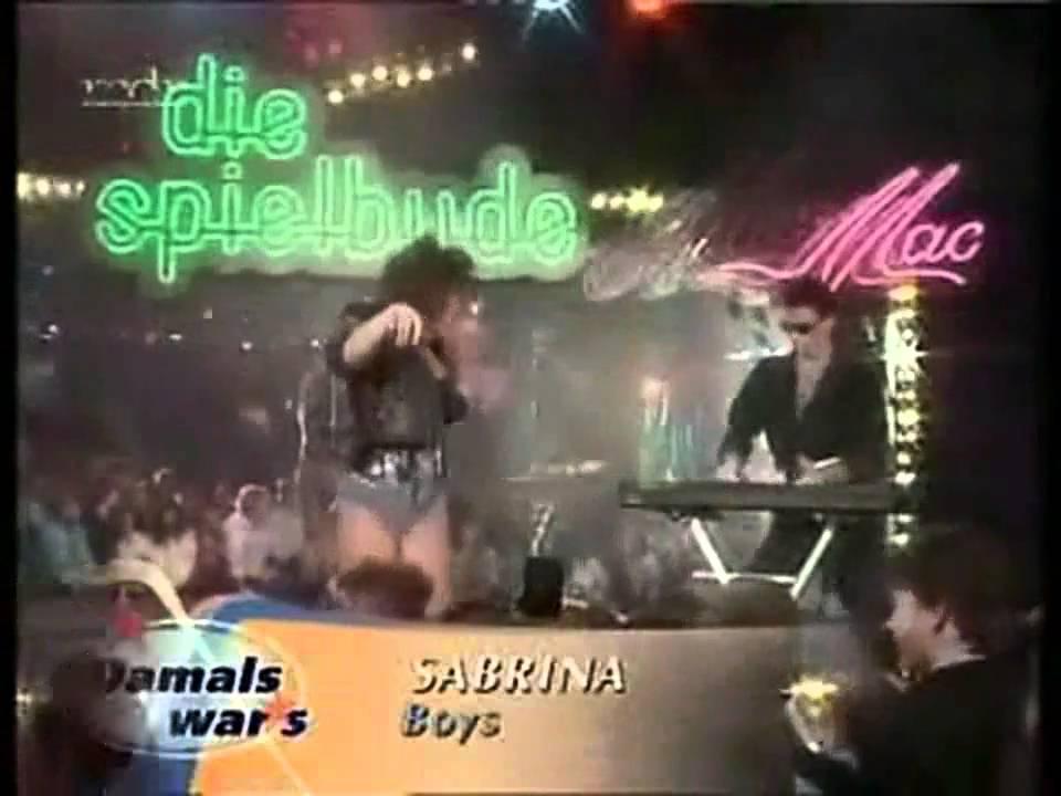 Download Sabrina Salerno   Boys vk HDTV