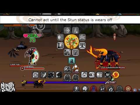 Eudeomon Garden - Ninja Saga Hunting House