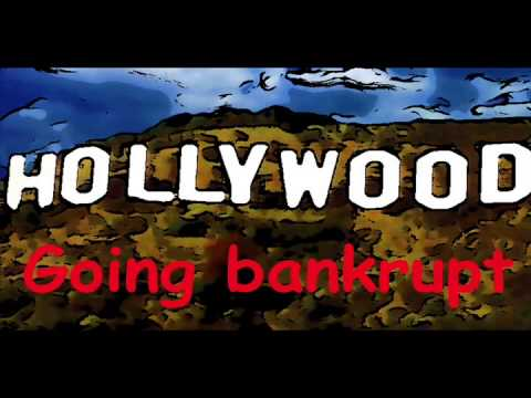 Liberal media Hollywood going bankrupt