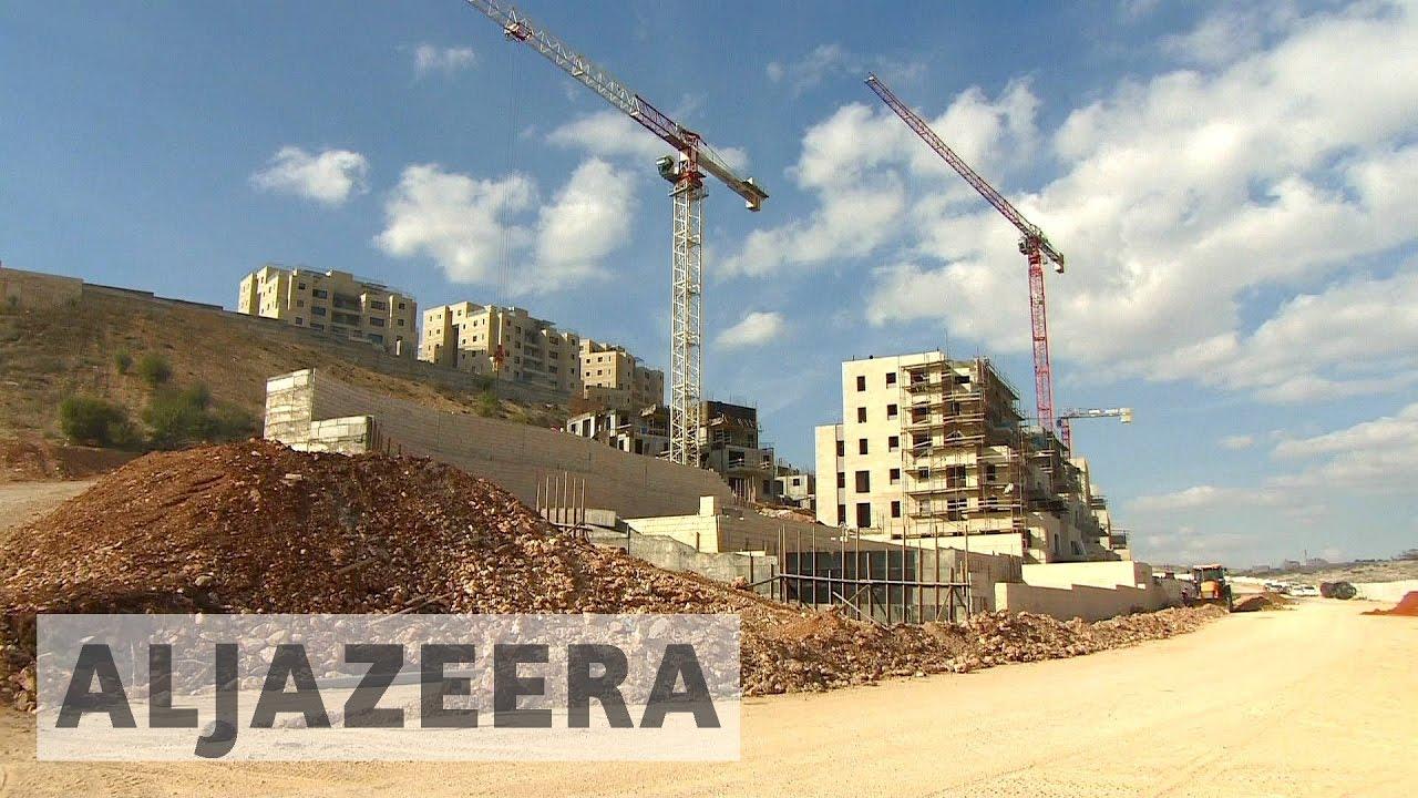 Occupied East Jerusalem: Israel approves hundreds of settler homes
