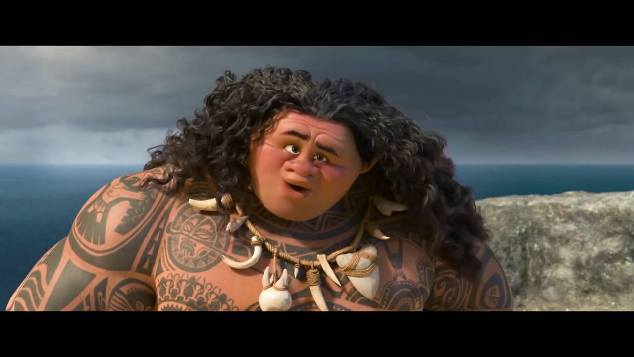 Oceania il nuovo e bellissimo cartone animato disney youtube