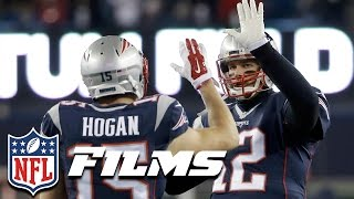 Brady & Hogan Connection Leads Patriots Past Steelers (AFC Championship) | NFL Turning Point
