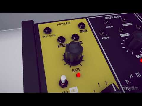 Moog Matriarch 101: Moog Matriarch: The Video Manual - 2. Overview  Signal Flow