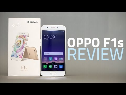 Oppo F1s Review Videos