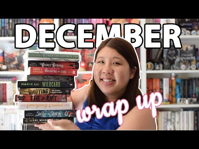 December Wrap Up: Binge reading month